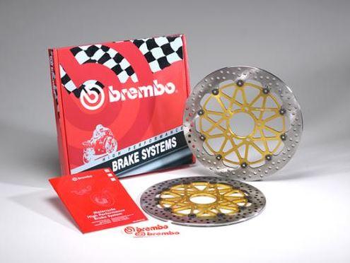 Brembo Remschijf Set Voor 320MM