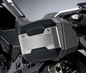 Suzuki Zijkoffer Links V-Strom DL 250 (17-)