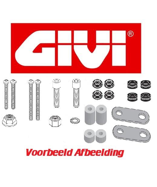 GIVI 1132KIT Montageset voor PLXR1132 Honda VFR 800 F