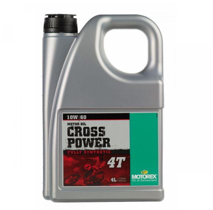 Motorex Cross Power 10W60 4L