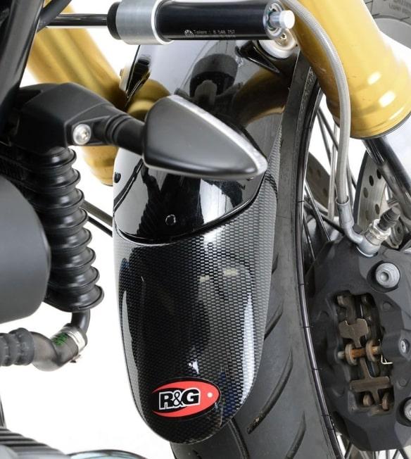 R&G CERG0244BK Spatbord Verlenger Zwart