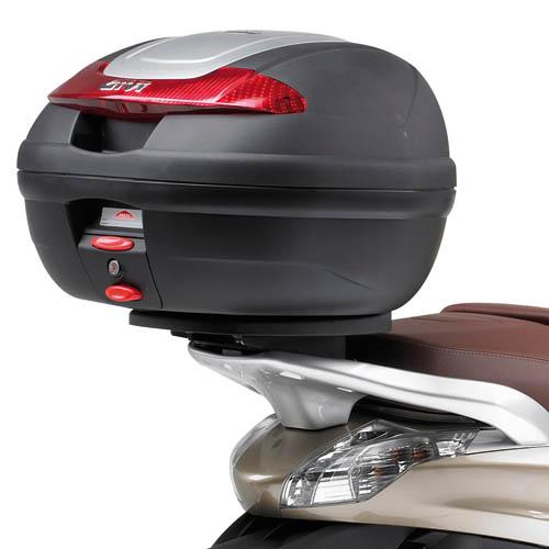 GIVI E349 Topkofferhouder Monolock Piaggio Beverly 125-300ie