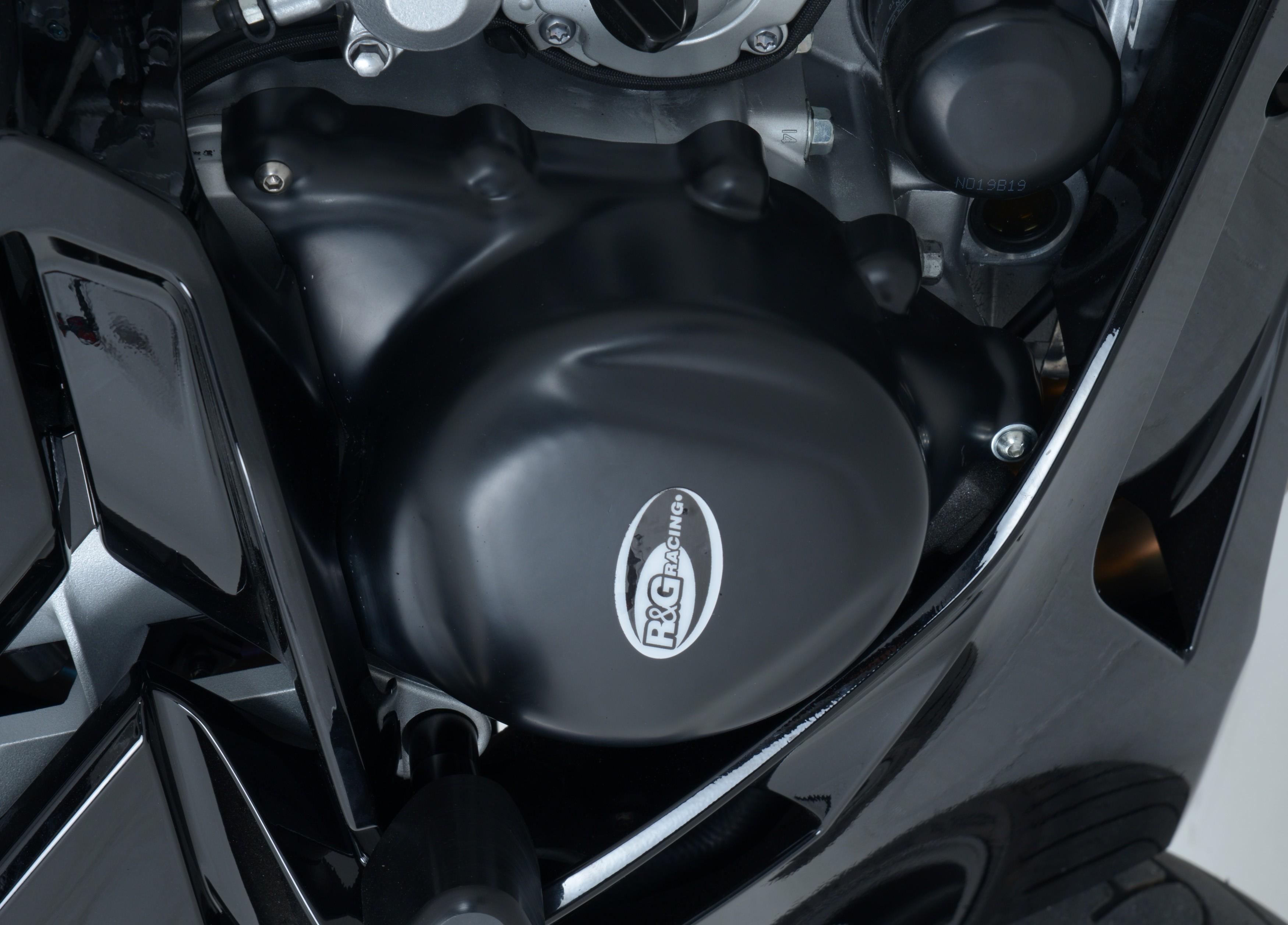 R&G CCC0157BK Motorblokdeksel Cover Links Yamaha FJR 1300 (AE/AS) (13-)