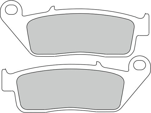 Ferodo Remblokken Ceramic FDB570 CP1