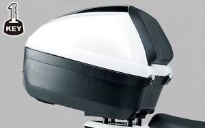 Honda Topkoffer Set 45L Pearl Himalayas White NSS 300 Forza (13-17)
