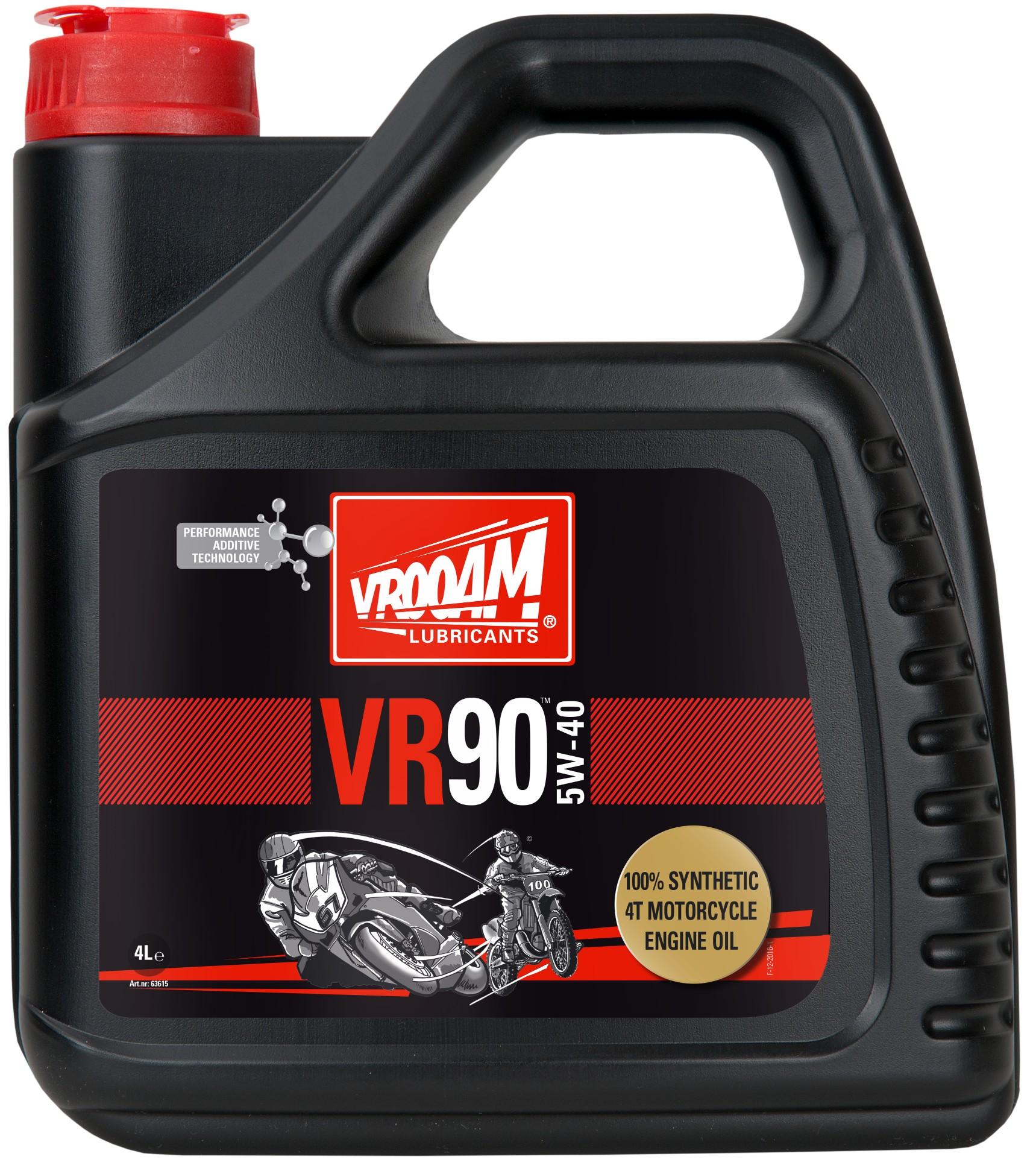 Vrooam VR90 5W40 4ltr