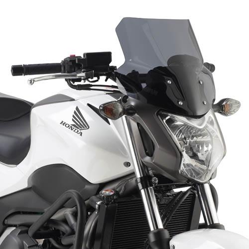 GIVI D1112S Windscherm Getint Honda NC700/750S (12-15)