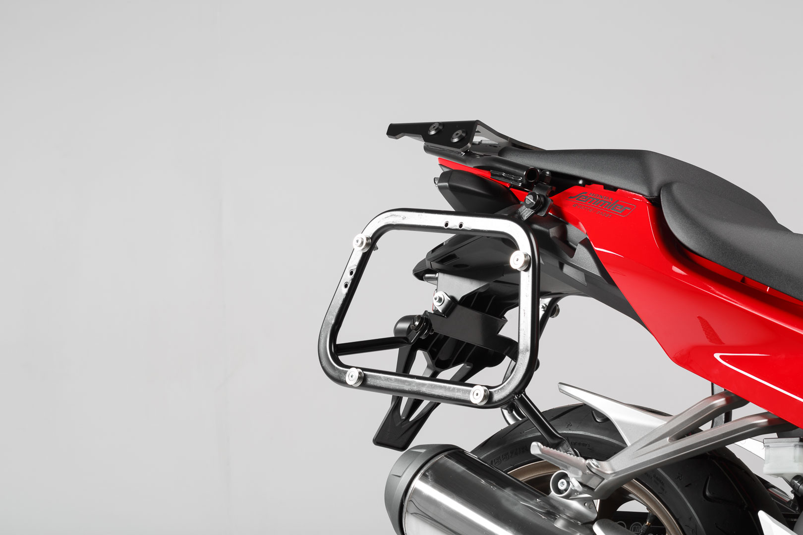 SW-Motech Zijkofferrek Quick-Lock Evo Honda VFR 800 F (14-)