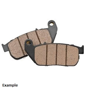 Kawasaki Remblokken Voor 430820123