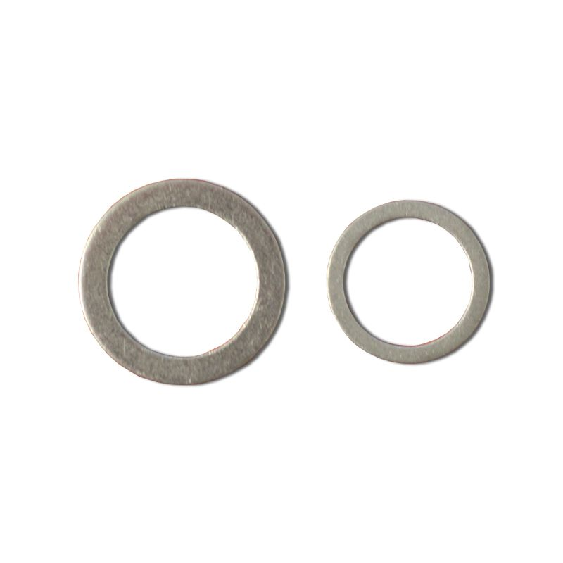 Aftapplug Ring Set 12 + 14 MM