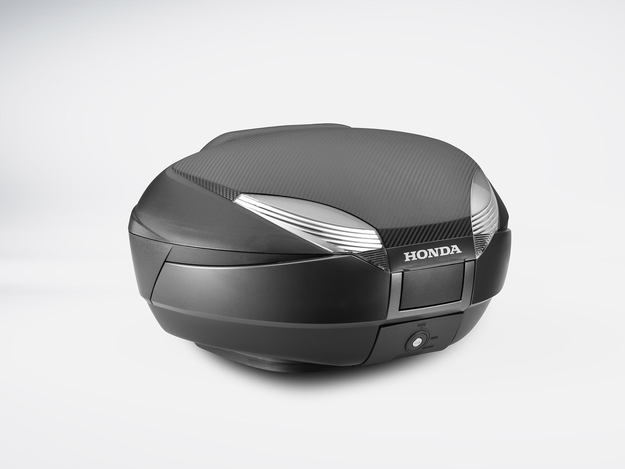 Honda Honda topbox 48 ltr inclusief rugsteun