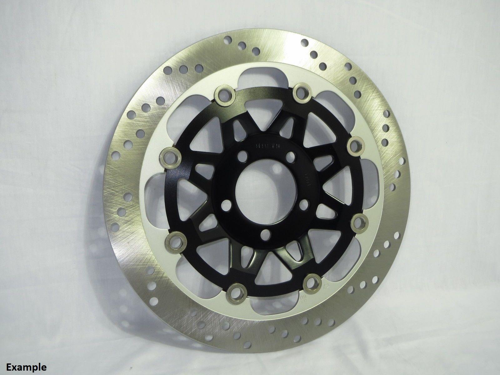 Kawasaki Remschijf Voor Links 4108012965C