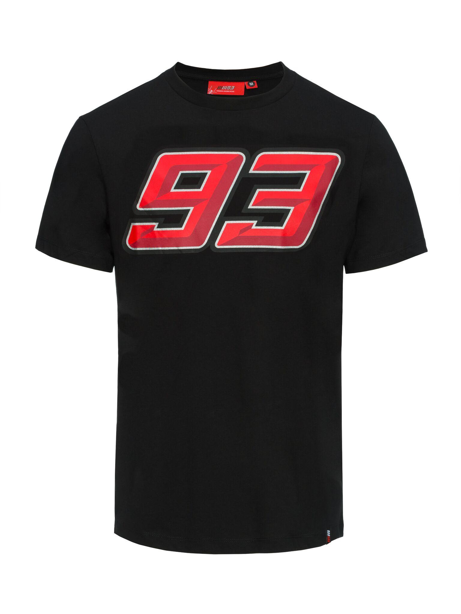 Pritelli Marc Marquez Fluo 93 T-Shirt