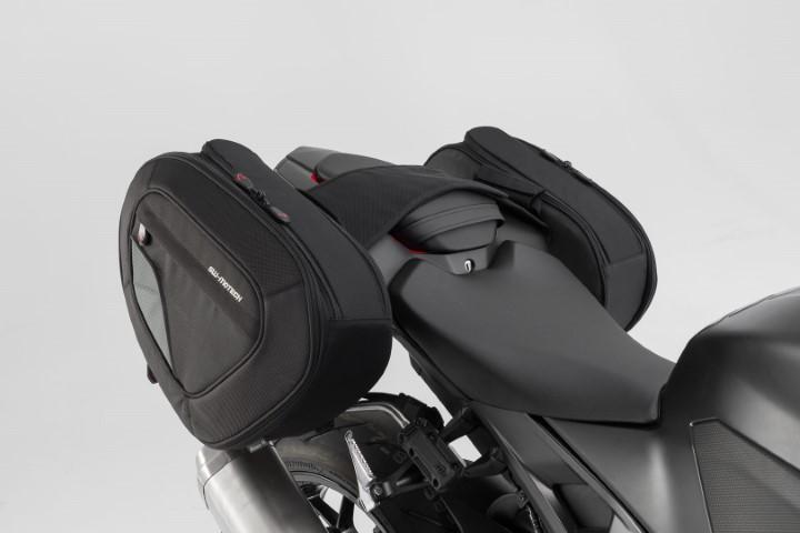 SW-Motech Zadeltassen Set Blaze Honda CBR1000RR Fireblade (17-)