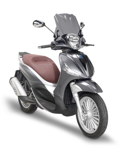 GIVI 5606S Windscherm Getint Piaggio Beverly 125/300/350