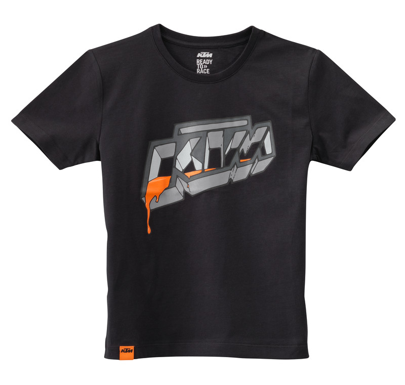 KTM Kids Sprayer T-Shirt