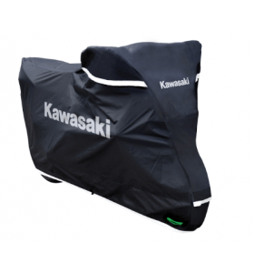 Kawasaki Premium Outdoor Cover Motorhoes