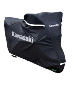 Kawasaki Premium Outdoor Cover XL Koffer Ninja H2 SX SE+