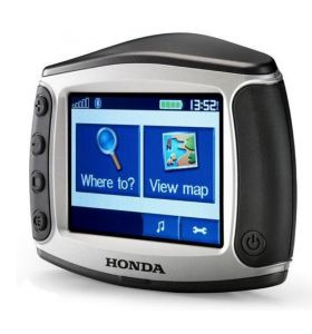 Honda MC Navi Unit Kit 08A40-EWX-800