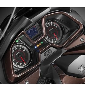Honda Dashboardcover Pearl Havana Brown