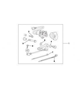 Honda DCT Schakelpedaal Kit VFR 1200 F (12-17)