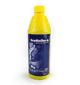 Scottoiler Navul Flacon 500ml Traditional Oil