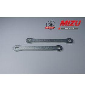 Mizu Verlagingsset 30MM Suzuki GSR 600 / FZR 600 / YZF 750 (R/SP) (92-10)