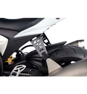 Puig Uitlaatsteun Zwart Suzuki GSX-R1000 (09-11) (set van 2)