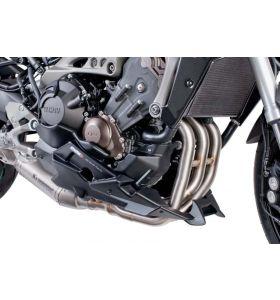 Puig Motorspoiler S-line Mat Zwart Yamaha MT-09 / Tracer 900 (Akrapovic)