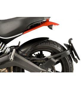 Puig Achterspatbord Carbon Look Ducati Scrambler Modellen