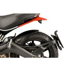 Puig Achterspatbord Mat Zwart Ducati Scrambler Modellen
