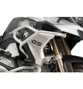Puig Valbeugel Zilver Bovenkant BMW R1200GS LC (17-18)