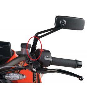 Puig Stuurspiegel Adapter Links Kymco AK550 (17-)