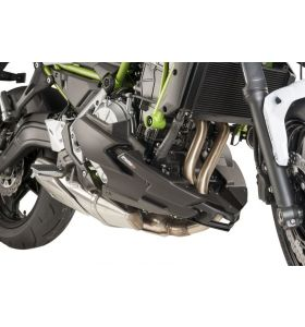 Puig Motorspoiler S-line Mat Zwart look Kawasaki Z650 (17-)