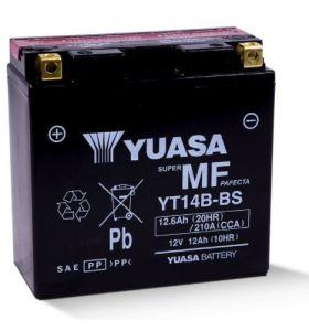 Yuasa Accu YT14B-BS