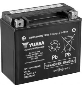 Yuasa Accu YTX20H-BS High Performance