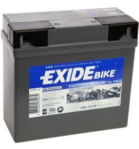 EXIDE Accu GEL G19 51913 - BMW OEM 61212346800