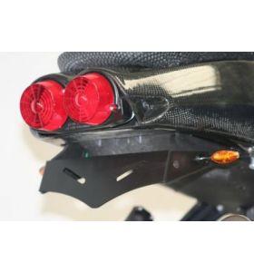 R&G LP0053BK Kentekenplaathouder Aprilia RSV1000 Mille (00-05)