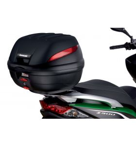 Kawasaki Topkoffer Cover Zwart GTR 1400 / J 125/300 / ZZR 1400