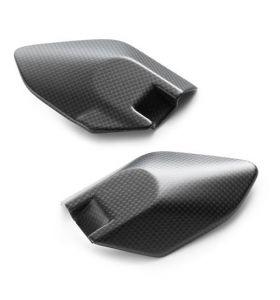 Husqvarna Hiel Protectie Set Carbon Svartpilen / Vitpilen 701