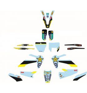 Husqvarna Rockstar Graphics Kit
