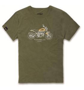 Ducati Scrambler t-shirt