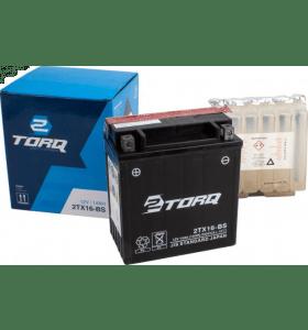 2TORQ Accu 2TX16-BS (YTX16)