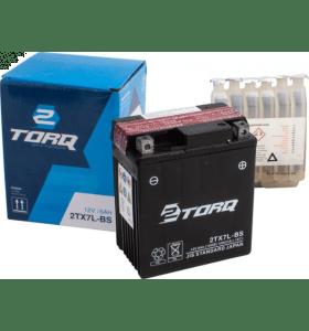 2TORQ Accu 2TX7L-BS (YTX7L)