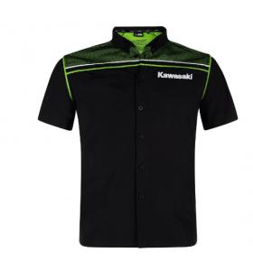 Kawasaki Sports Shirt Korte Mouw (M)