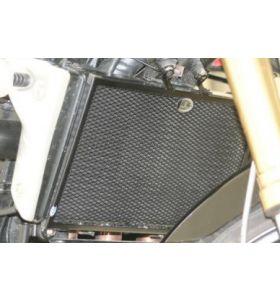 R&G RAD0077BK Radiateurbeschermer Zwart Honda CBR 600 RR (07-12)