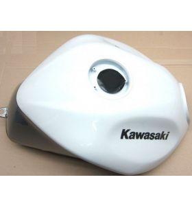 Kawasaki TANK-COMP-FUEL,WHITE/SIL ZR1000
