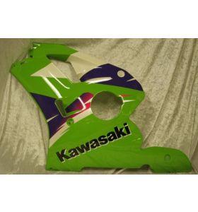 Kawasaki Cowling LWR LG Green ZX400-L5