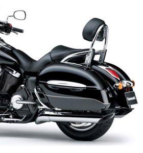 Kawasaki BAG-ASSY PANNIER LH M D VN170