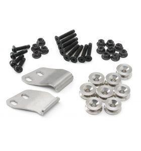 KTM Aluminium Koffer Adapter Kit